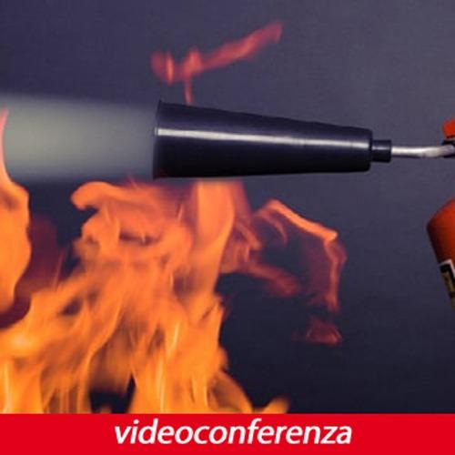 Aggiornamento corso antincendio rischio basso