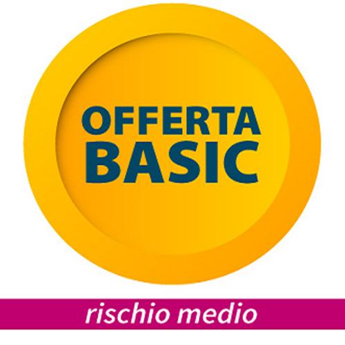Offerta Basic Corsi Rischio Medio