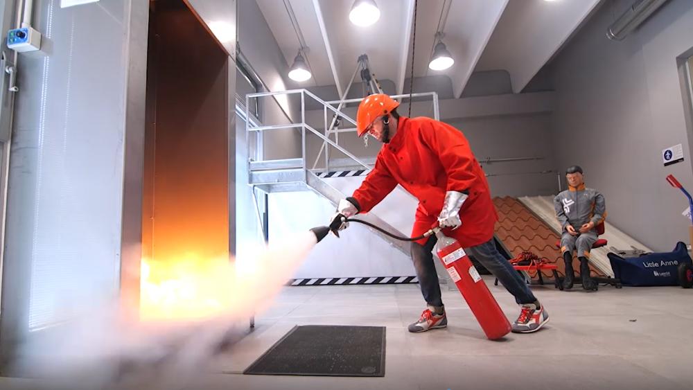 aggiornamento Corso antincendio rischio basso - corsi sulla sicurezza