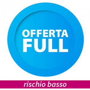 Offerta Full Service Corsi + DVR Rischio Basso