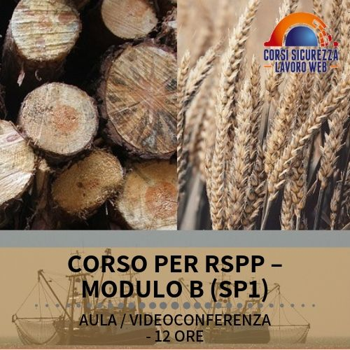 CORSO RSPP MODULO B SP1 descrizione