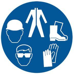 le categorie dei Dispositivi Protezione Individuale (DPI)