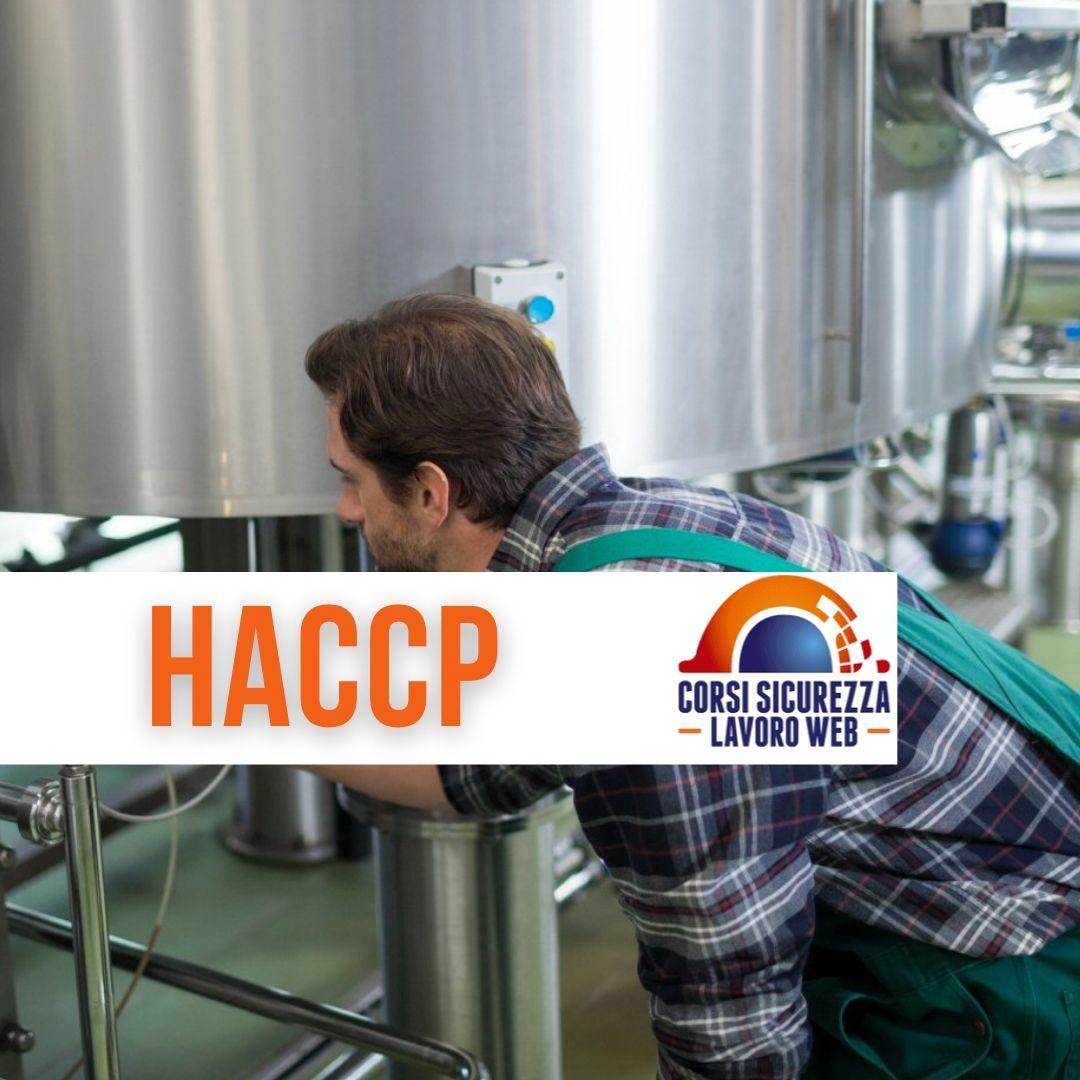 Haccp come nasce