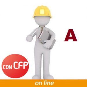 Corso per diventare RSPP - Modulo A - con crediti formativi professionali