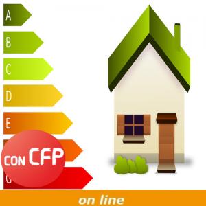 corso certificazione energetica degli edifici con cfp e completamente online