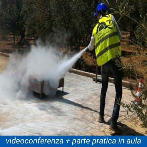 aggiornamento antincendio rischio medio - Sicurezza