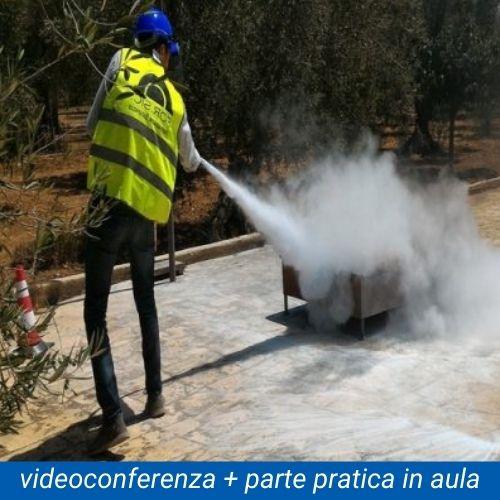 corso antincendio rischio medio - Sicurezza