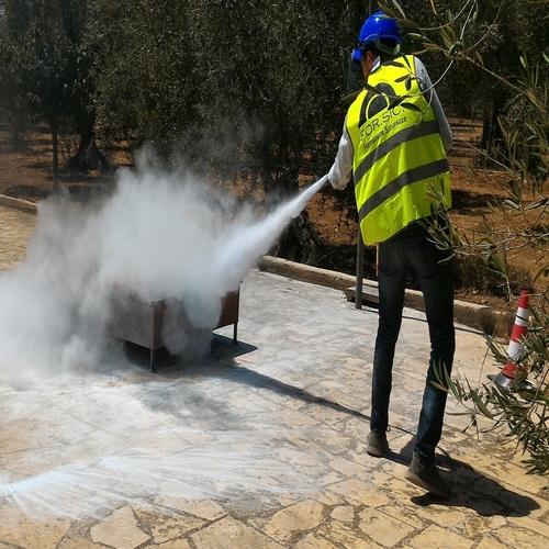 aggiornamento corso antincendio rischio medio