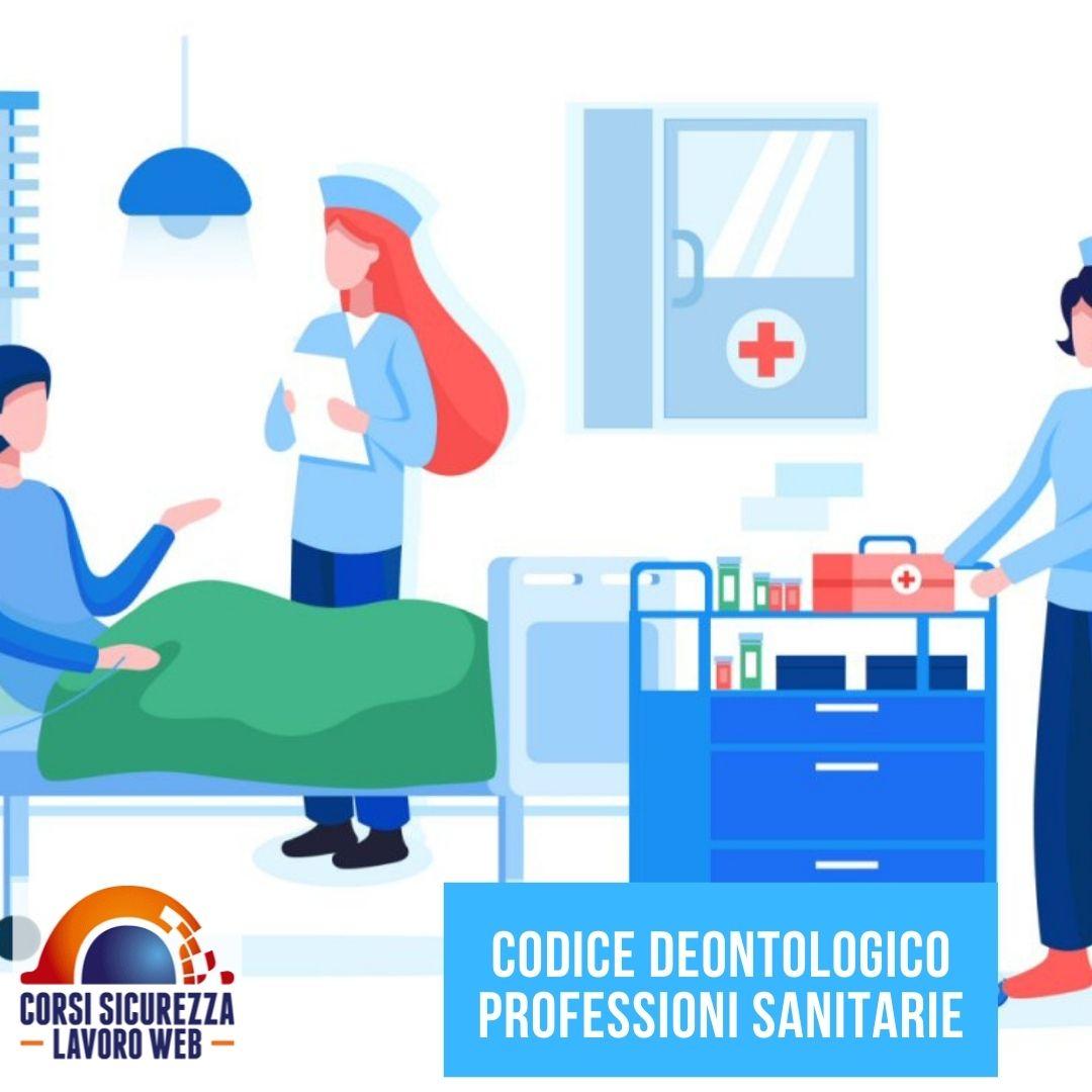 Codice deontologico delle professioni sanitarie ok