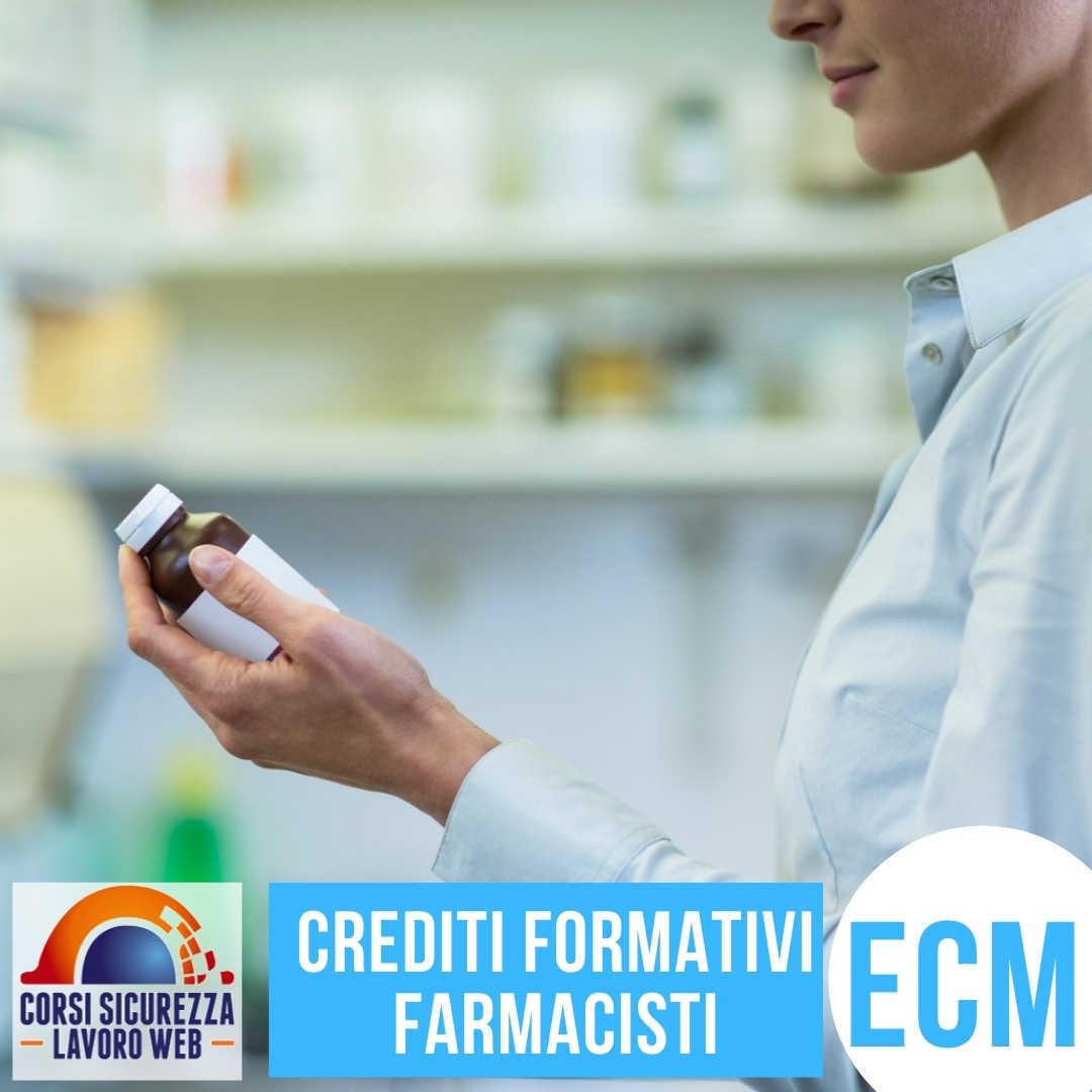 Corsi per Farmacisti ECM