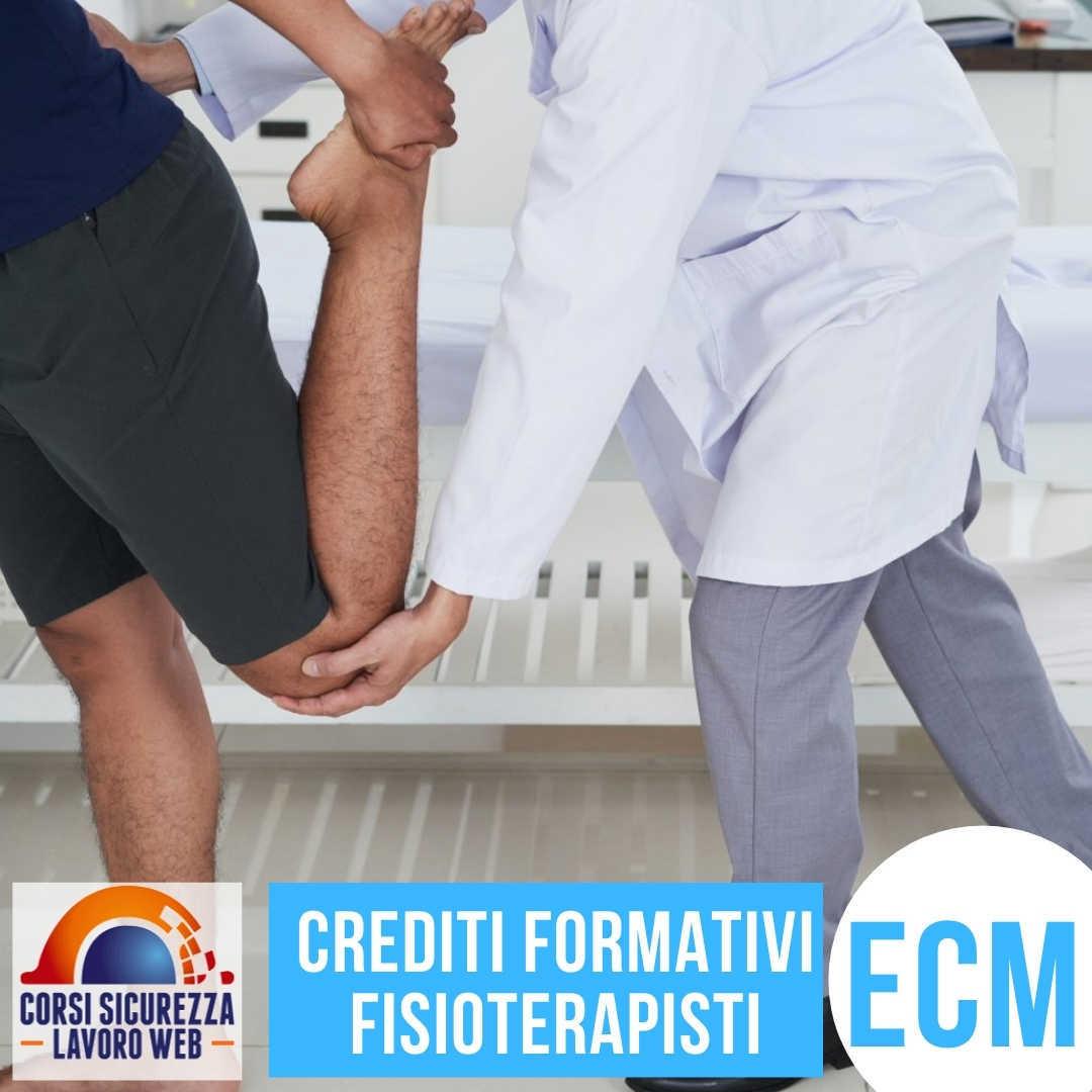 Corsi per Fisioterapisti ECM