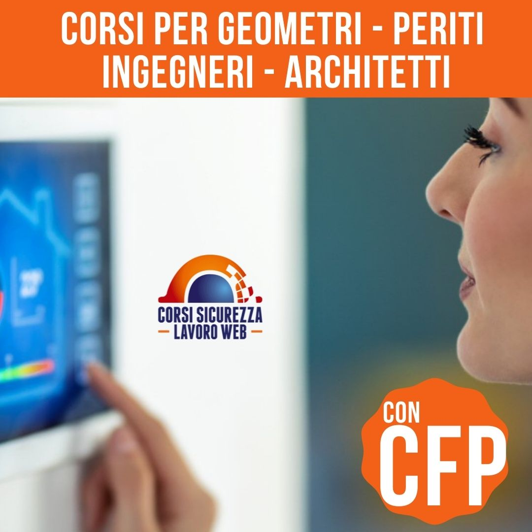 Corsi per geometri - periti - ingegneri - architetti 3