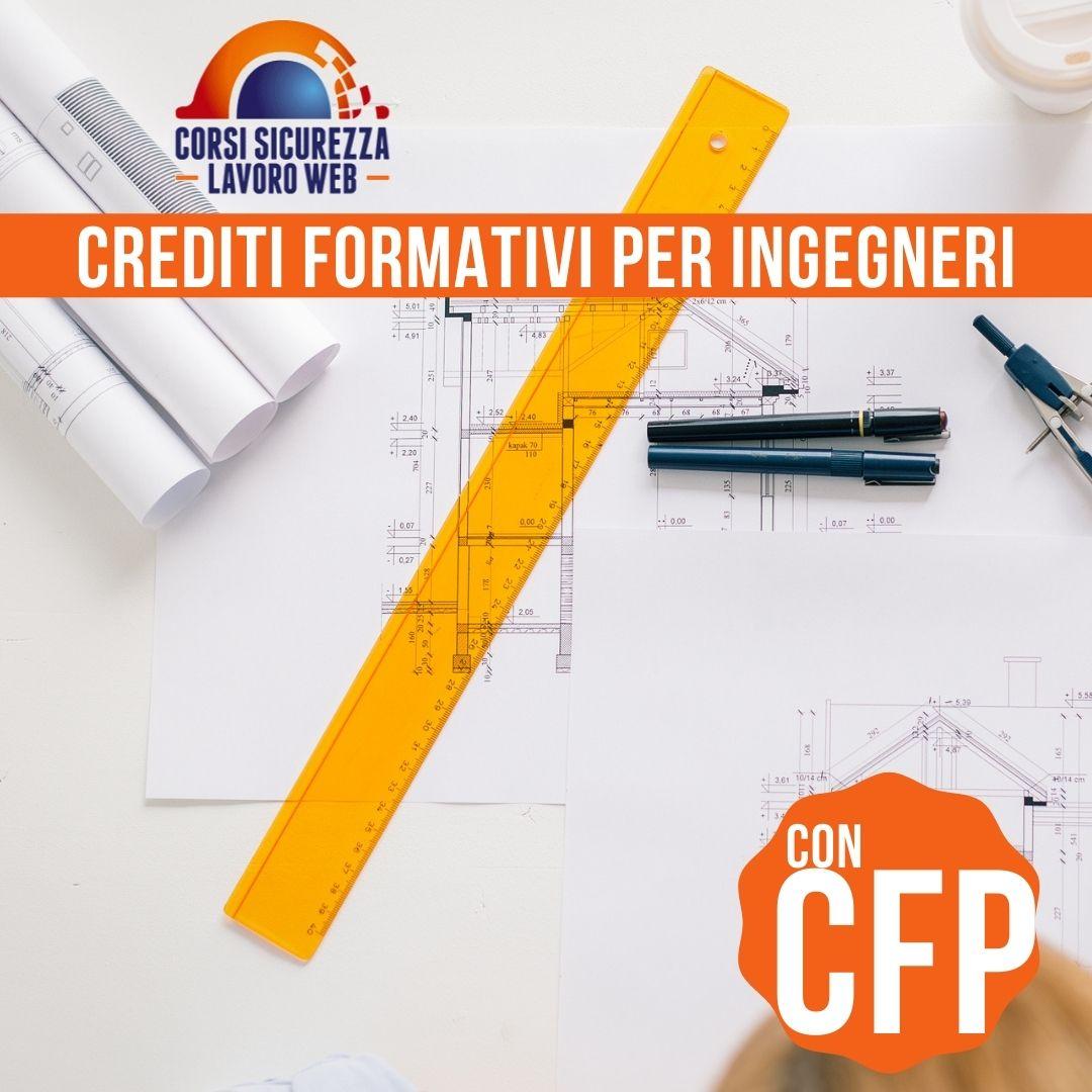 Crediti Formativi Ingegneri CFP 2
