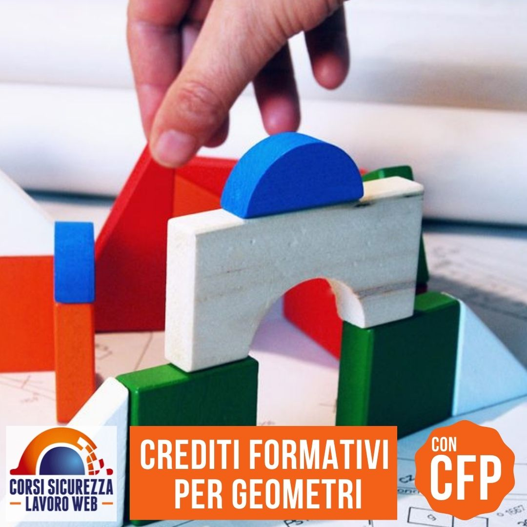 Crediti Formativi geometri CFP 2